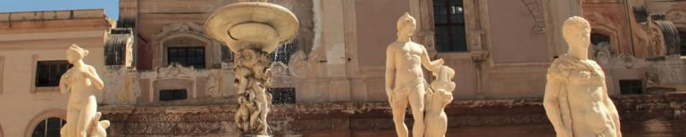 statues of Palermo