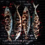 wonderful grilled sardines