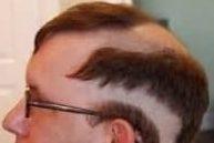 new haircut when traveling? a nice souvenir, innit?