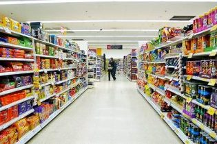 visit a supermarket when traveling; stroll along the aisles