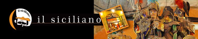 il Siciliano, an excellent place for an aperitif in the old town
