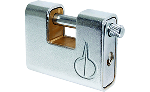 lock for the privacy page