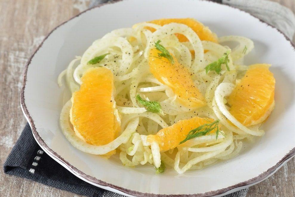 fennel and orange salad finocchio ed arancia