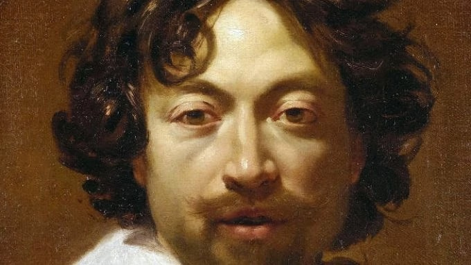 self portrait of Caravaggio, a man that did not need an aphrodisiac at all