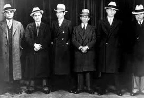 group photo of the artichoke gang