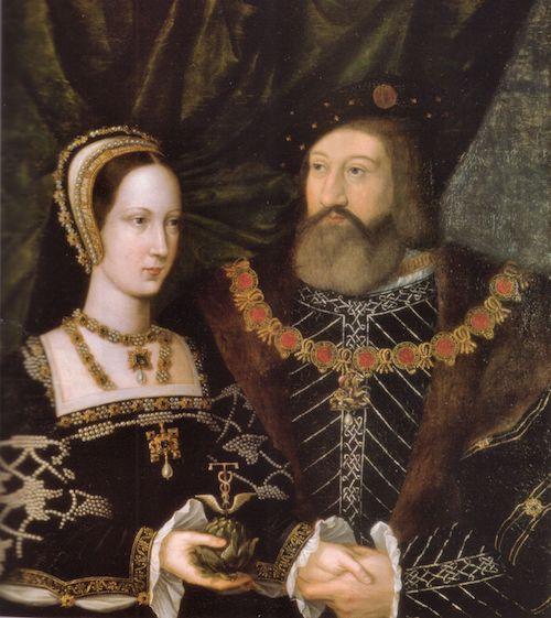 Henry's sis with an aphrodisiac artichoke
