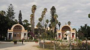 Villa Giulia, once the home of Ciccio the lion