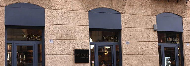 Dispensa Location
