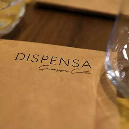 Dispensa - Giuseppe Costa - Menu
