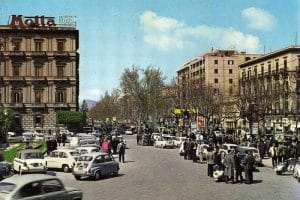 Palermo in the 1960s