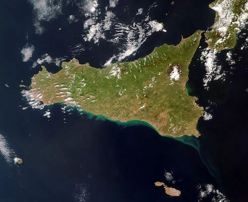 Sicily too has its coronavirus infects