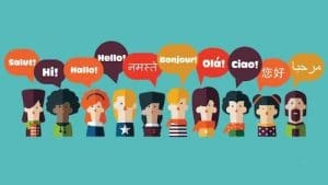 Learning a language requires time, quarantine offers you that time