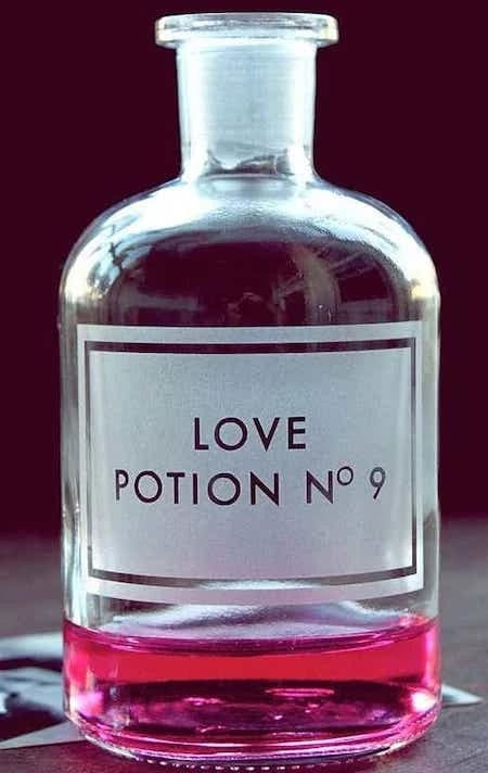 DIY potions tend to be harmful