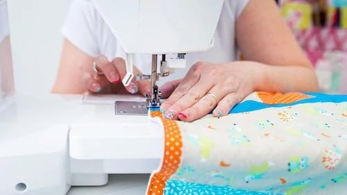DIY fashion, sew away