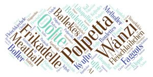 polpette in all languages