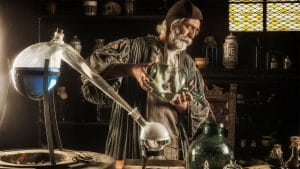 alchemy and science are two different branches