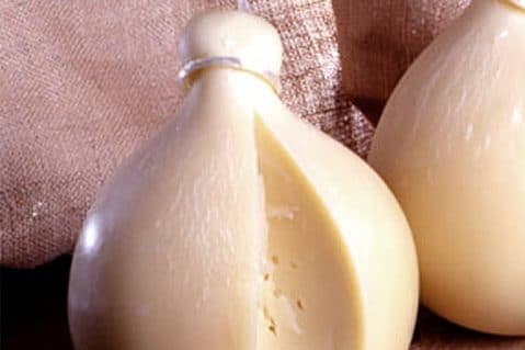 la caciotta, an excellent Sicilian cheese