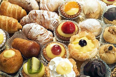 pasticceria mignon, an ideal dessert