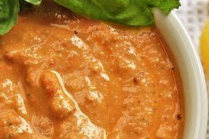 delicious Sicilian pesto
