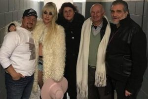 Lady Gaga, roots in Naso