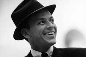 Frank Sinatra, with roots in Lercara Friddi