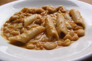 pasta with fagiola