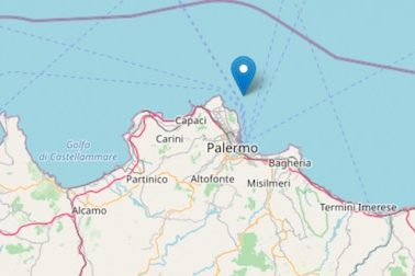 earthquake in Palermo