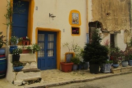 borgo parrini, before refurbishing