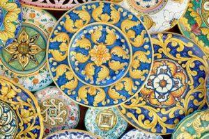 ceramic from Caltagirone