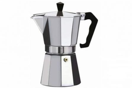 the ubiquitous Italian moka pot