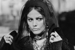 Claudia Cardinale, female from days bygone