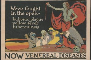 venereal diseases have been popular over the years