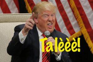 Tale Donald Trump