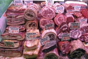 what to use? A variety of cured meats