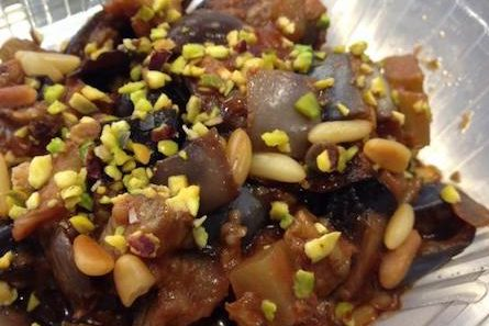 variations on a theme, adding nuts, pistachio and more
