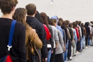 Europe does not like queuing