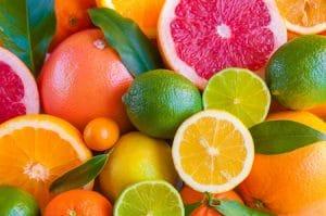 citrus fruit in Sicily