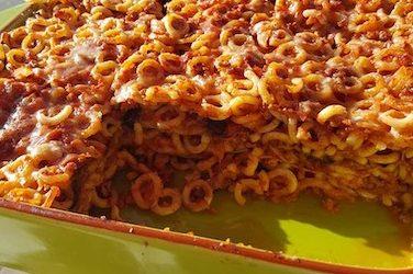 ultimate pasta al forno recipe