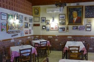 typical trattoria