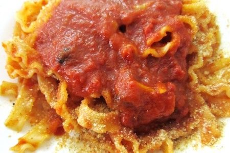 pasta anciova complete