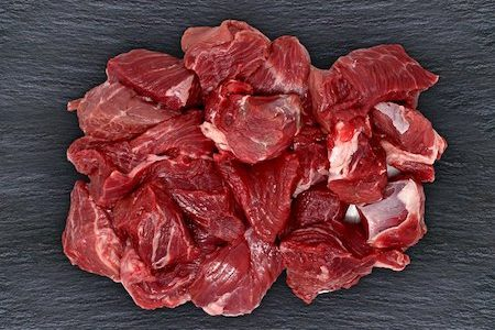 meat for the stew
