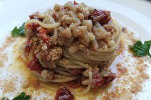 spaghettone alla Siracusana