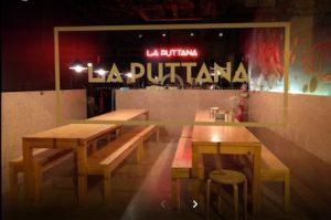 ristorante la puttana, why?