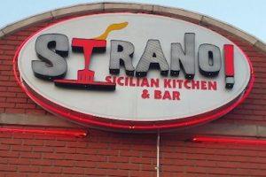 ristorante strano with Sicilian food