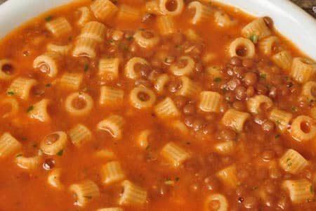 mamma minestra