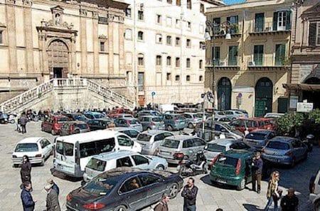 organic parking