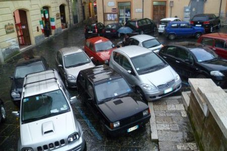 parking chaos