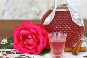 rosolio alle rose