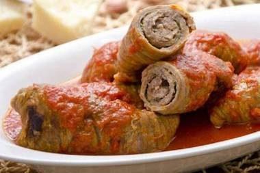 pork rolls, involtini di maiale