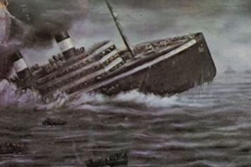 the sinking of the princess Mafalda